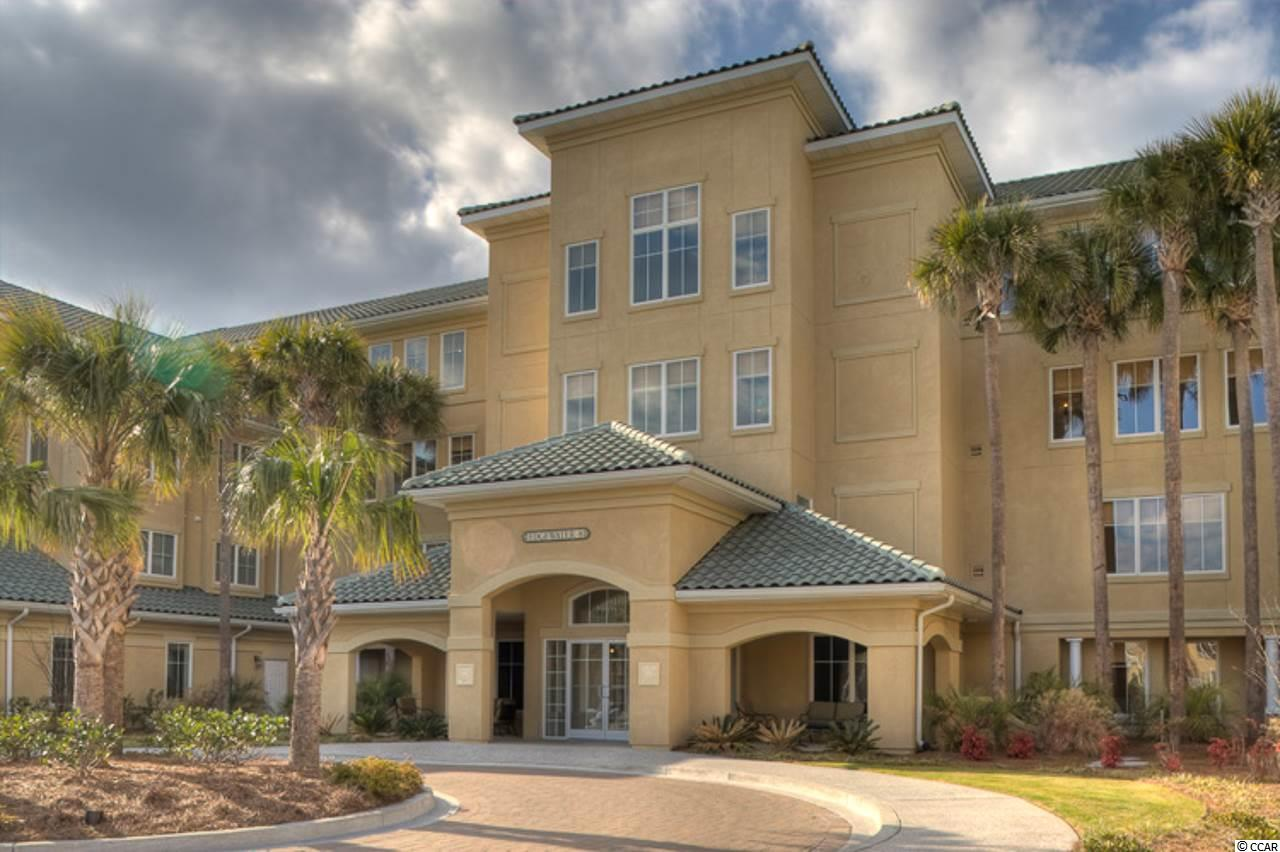 Golf Course View Condo in Edgewater at Barefoot Resort : North Myrtle Beach South Carolina