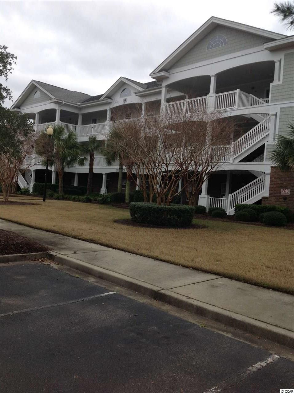 This unit is a must see! This two bedroom, two bathroom end unit condo cannot be overlooked. The top floor vaulted ceilings give it wonderful views. Appliances have been recently upgraded. The HVAC and water heater were just replaced in 2016. The refrigerator and microwave were replaced in 2017. In 2018 the washer and dryer were replaced and in 2019 the garbage disposal was replaced. A transferable golf membership can be yours for a small fee. This also comes with all of the Barefoot amenities, private beach cabana with private shuttle service, clubhouses, gated parking at the beach, and a salt water pool. Come and enjoy the Barefoot Lifestyle today!
