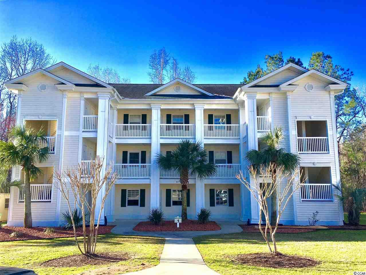 Golf Course View Condo in Aberdeen Buck Creek : Longs South Carolina