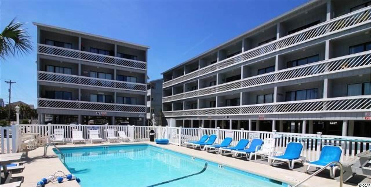 Don't miss this amazing opportunity to purchase an awesome condo in Garden City, South Carolina just across the street from the beautiful Atlantic Ocean and enjoy all the amenities Garden City Beach has to offer. This one bedroom one bath unit is your getaway vacation place or you can use it as a vacation rental. The HOA fees include insurance, Cable TV, Internet Service, a beautiful pool outside your door, a picnic area and barbecues for your convenience. Located just steps away from the beautiful Atlantic Ocean. Call today for an appointment to view this once-in-a-lifetime opportunity to own your own beach vacation home. Tomorrow might be too late!