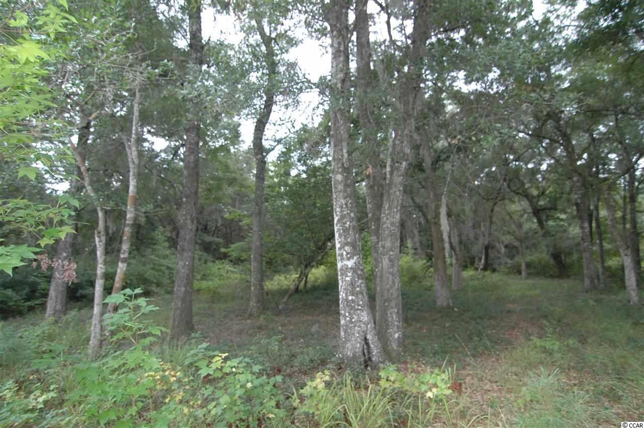 Beautiful nearly two acre homesite with an adjoining nature preserve located in the most premier gated community in Pawleys Island, Island Estates tucked away in The Reserve.  Island Estates consists of 33 homesites within walking distance to the private marina, which includes wet slips and dry storage and a pool located on the Waccamaw River/Intracoastal Waterway.  Ownership affords private beach access through Litchfield by the Sea, pool, tennis and golf membership to The Reserve golf course.  High ground elevations, and 400 plus hardwoods, mainly oak trees.  There aren't many places in the world where one might live within golf-cart distance of the Atlantic Ocean on one side and a beautiful fresh-water river on the other.  Having a home designed to help you enjoy the natural resources and beauty of this incredible area is a dream that's truly worth exploring!