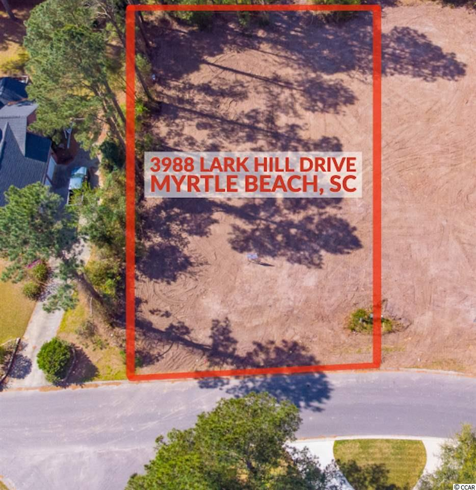 "If you are familiar with Myrtle Beach then you'll know THIS IS A RARE opportunity to own nearly a ½ acre (.41)  fully cleared and ready to build upon homesite in one of the most desired neighborhoods in Myrtle Beach. The PLANTATION POINT COMMUNITY is centrally located in Myrtle Beach proper directly across from 38th Avenue and 1 mile from Broadway at the Beach.  The locals refer to this area as ""the bubble"". All things you'll want to access as a local are easily accessible whether by car or golf cart. Building lots in Myrtle Beach, East of the Intercostal Waterway, are extremely difficult to find.  Plantation Point has NO HOA Fees, NO Building Timeframes and NO Building Restrictions. The owner of this homesite is a highly respected Custom Home Developer in Myrtle Beach and would be glad to discuss and design a Lot / Home Package for you if you are considering this homesite for your next home. The Developer is also offering the homesite as a direct sale if you wish to bring your own builder. Listing Broker/Agent is related to owner. All measurements and data are deemed reliable but are not guaranteed it is the responsibility of the buyer and or buyer broker to verify."