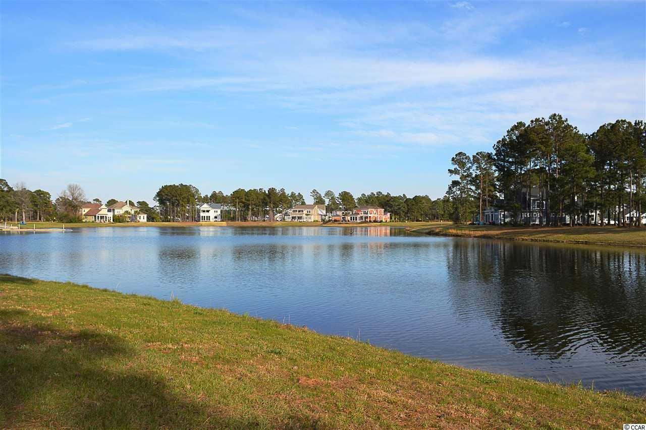 Beautiful lakefront lot with long water views, one of the most desirable sections in Waterbridge! Lake views in every direction! Amenities offer a resort style pool, swim up self serve bar, fitness center, two tennis courts, volleyball court, 60 acre lake, and much much more. Close to fine dining, shopping, family attractions, and of course the beach and Atlantic Ocean. Must see to fully appreciate!