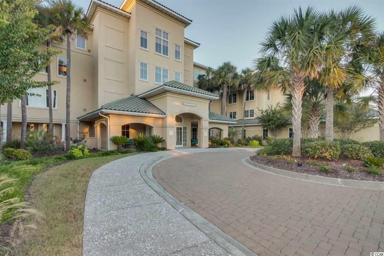 Absolutely Beautiful, like new condo. ( Never Rented) Gated Community, GOLF MEMBERSHIP, Pool, Fitness Center, Garage Parking, Storage room, Near shopping & the Finest restaurants. Plus a Private Beach Cabana for owners! This one has it all and is ready for you now. Start enjoying life on the Coast.