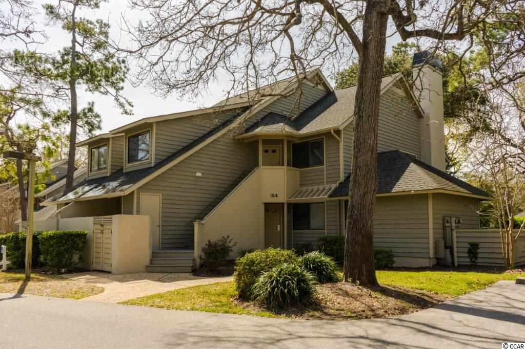 This is an offering in West Hyde Park at Kingston Plantation that will fit the budget. Located in the middle of this established development, the second floor residence is a corner unit with plenty of light. The air compressor was replaced in February 2019. In 2017, the owners installed a new stove, refrigerator, microwave, washer and dryer, and all new LVT flooring throughout. This was a second home and can be shown anytime. The price point allows the buyer to redecorate to your desired taste, while keeping many new appliances. The beach is less than 1/4 mile away via wooded trails. Multiple pools are available to the owners and the new 78 Fitness Health Club is just steps away. Kingston Plantation is located in the middle of the Grand Strand equidistant from Broadway at the Beach and Barefoot Landing. The greatest feature, however, is the fact that Kingston is one of the few gated communities with all one would need right here and our more than one half mile of a wide oceanfront beach available to all here at Kingston.