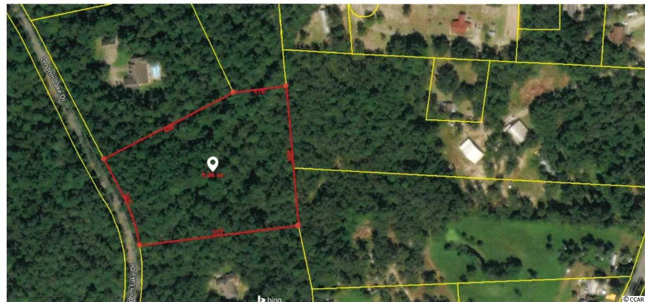 If you are looking for a private oasis on which to build your dream home, look no further.  This 5+ acre wooded lot offers beautiful scenic community with mature trees, a stunning pond down the road, nature at its best and space to spread out.  This Gated private community offers large lots, Privacy, HOA with building requirements to keep this an exclusive community.  The property (parcel #3) has many large trees for plenty of shade and privacy including some Live Oak Trees.  Utility connections are on the right corner of the parcel allowing easy connections.  There is a Fire Hydrant across the street from the parcel.  The owner had the property surveyed and stakes placed every 25 feet to outline the property.  This property is not in a flood zone.  You are just minutes from International Blvd. and Hwy 22.  You can get to North Myrtle Beach from Hwy. 22 and Carolina Forest area from International Blvd.  It really does not get any better than this: Privacy with all of the conveniences just minutes away!  Measurements are from county records and not guaranteed; buyer is responsibility for verification of all information.