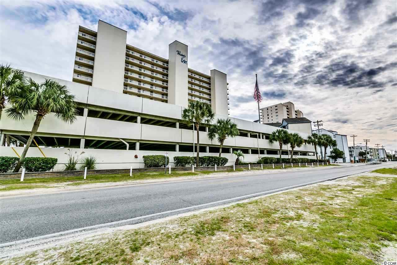 1207 Waters Edge, Garden City Beach is located three-quarters of a mile north of the Garden City Pier. This condo is direct oceanfront with one bedroom, two bathrooms featuring a private balcony accessible from the living room offering 180-degree ocean views, great open living space, ideal for entertaining, perfect for your private retreat or as a revenue producing investment. The furnishings and tasteful décor are in good condition. There are indoor and outdoor swimming pools and hot tubs, an oceanfront sundeck, parking garage, fitness center, Rising Tides Lounge, mini mart, café, 24-hour security, all in a concrete/steel constructed structure. The property is being sold fully furnished, just bring your swimsuit and you're ready to go.