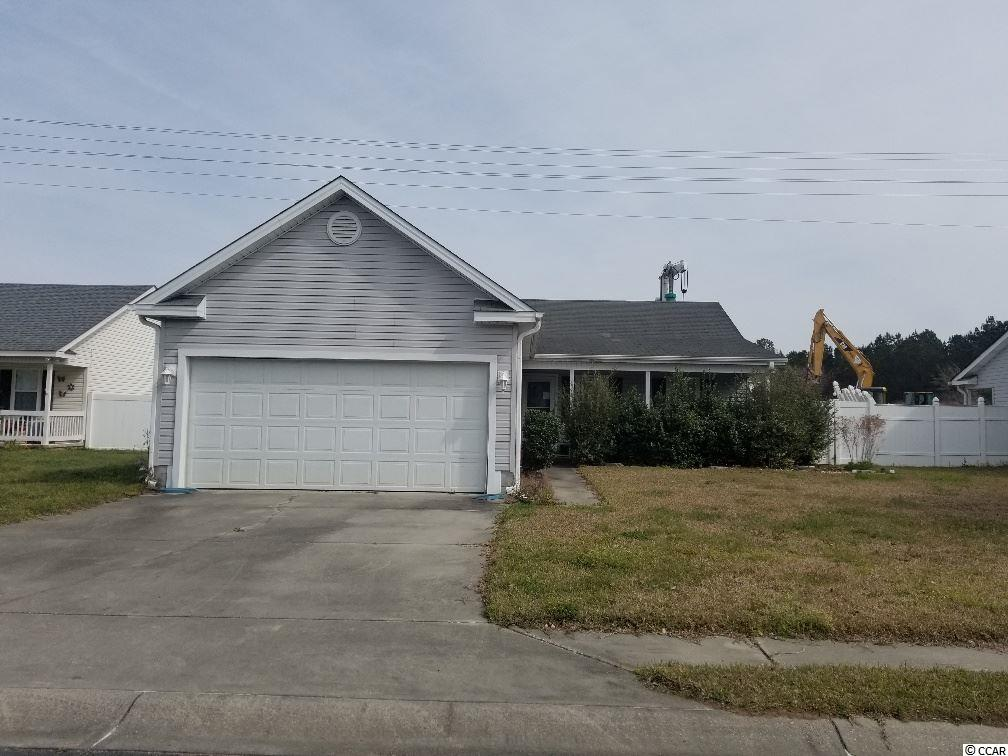 Wonderful opportunity to own a home in the popular Inlet Estates off highway 701 in Murrells Inlet. This three bedroom two bath home is waiting for a new owner. While this home needs some TLC, it will make someone a great home, investment property, second home, the list is endless. Call your agent today for further information.
