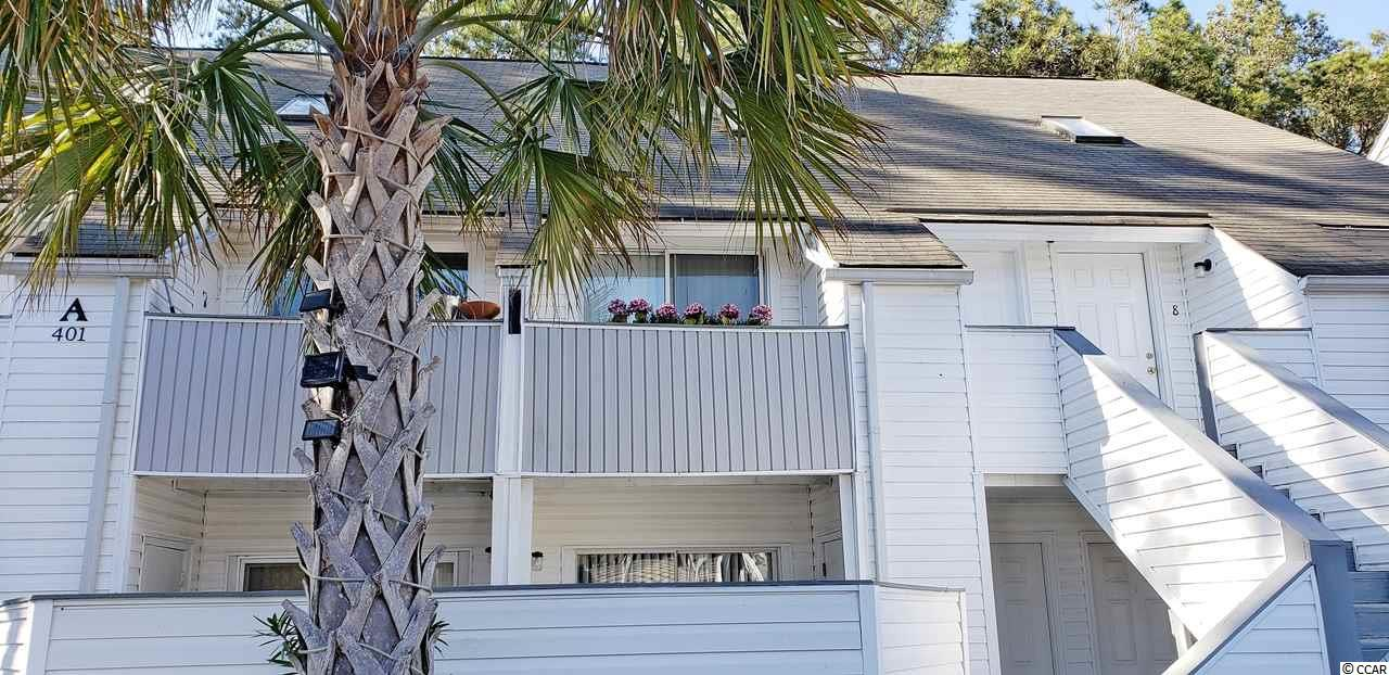 Exceptionally well taken care of by owner. Never rented. Townhouse style with master bedroom and bath on main level. Lofted 2nd bedroom with full bath. Cambridge does not have a pool however they do allow golf carts. This is wonderful and Garden City Beach is a quick ride down to the water. Fully furnished. Do not miss.