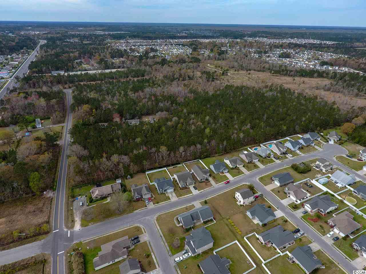 Zoned CFA and labeled for:  Agriculture, forestry, low-density residential, commercial, social cultural, recreational and religious uses. There's not much that this property can't be used for both in size (7.87 acres) and various types of zoning.  It can be combined with the parcel in front(1.41 acres) making the two almost 10 acres together.  A package deal is available. The new exchange from Hwy 31 onto 707 is visible from this land.  Now is the time to start your new business while this premium property is still available.