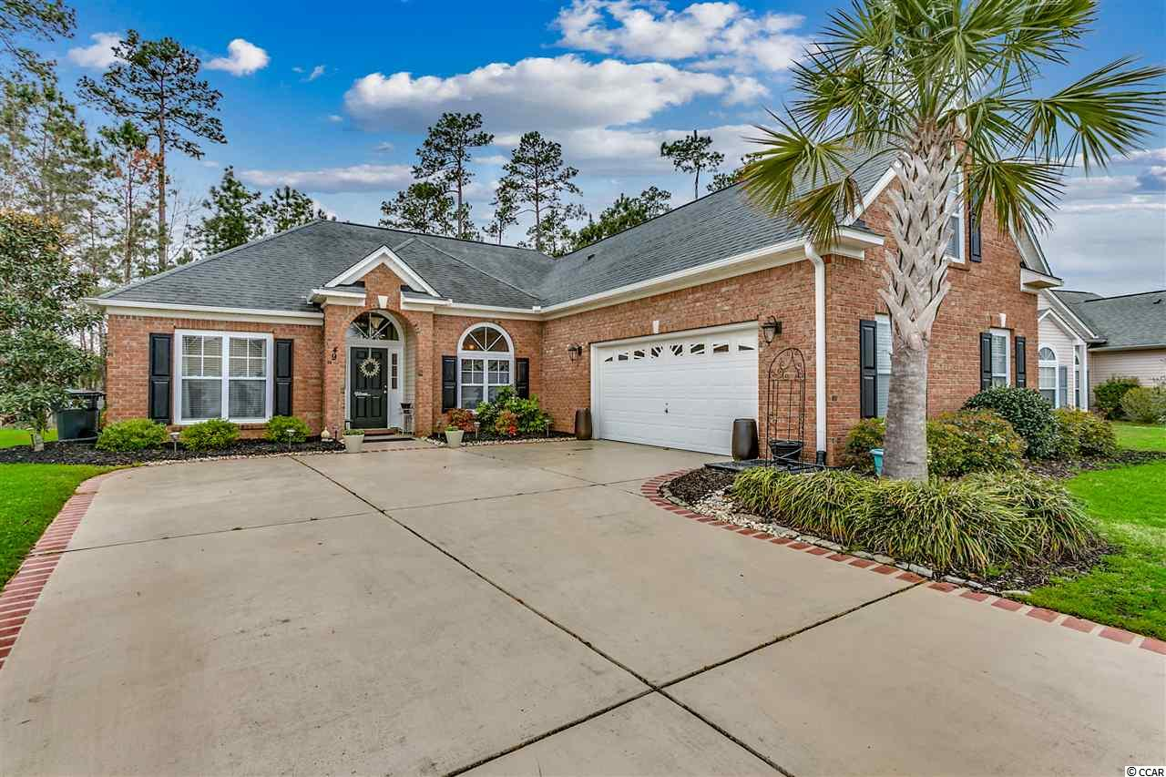 Rare opportunity to own a 3 bed/2 bath home with an oversized and finished bonus room located in the heart of Murrells Inlet's prestigious subdivision of Linksbrook. This home has too many upgrades to list and offers all the bell and whistles you can ask for. When you enter the property, you will love the custom vinyl plank flooring with neutral color throughout the common area. The kitchen has all new stainless-steel appliances and beautiful granite countertops. A true must see!! If you enjoy entertaining, this house will not disappoint. The Carolina room on this property has been transformed into a stunning dining area with an oversized table that can entertain their large family. This property also has a formal dining area that can be used in many different ways. The master bedroom has trey ceilings with a large master bathroom and walk-in closet. All bedrooms and bonus room have newly installed carpet. The oversized finished bonus room gives the next home owner endless possibilities. All of this and I still have not mentioned the two- car garage that can store all your toys. This house is a true gem and honestly a must see to appreciate! It was designed to impress, and these pictures just do not do justice nor singles out the meticulously selected light fixtures and accent pieces. All of this and you are a short drive to the coveted Murrells Inlet Marsh Walk and several world class beaches. What more can you ask?