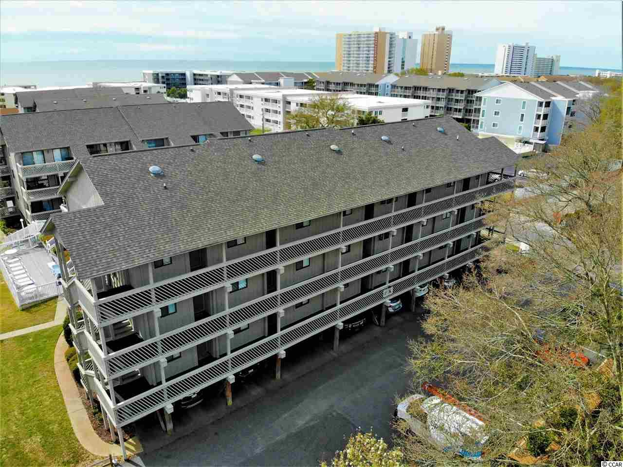 Location Location Location. Relax and breathe in the ocean air from your private balcony overlooking the courtyard, or catch some sun rays at the beach or in the community pool. Enjoy an evening cookout at the community grilling station. Relax in the large whirlpool after a tough round of golf, or take a dip in the heated indoor pool. Shipwatch Pointe is a 2nd row beach community close to everything Myrtle Beach has to offer, especially the Beach! This 1 bed 1 bath condo being sold furnished would make the perfect home, vacation home or investment property. Located in the Shore Drive resort section of Myrtle Beach, the property is close to golf, shopping at the Tanger Outlets, Barefoot Landing, The Carolina Opry and so much more. Don't miss out on your chance to live your dream of owning a your very own place at the beach. All measurements are approximate and not guaranteed. Verification is the responsibility of the buyer.