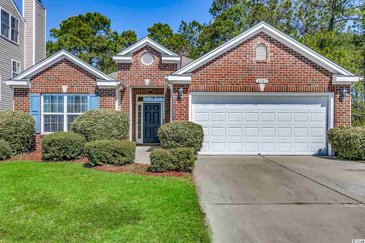 3337 PICKET FENCE LN., MYRTLE BEACH, SC 29579