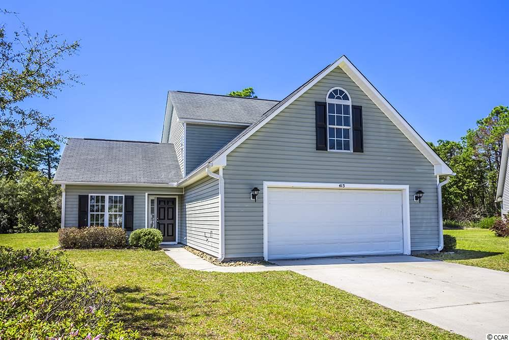 Upgrades Galore!  Amazing deal on this 4 bedroom, 2.5 bath home in desirable community of Walker Woods in Carolina Forest.  This home is move in ready with Fresh Paint, New Carpet, New Stainless Steel Appliances and New Granite Counter-tops in Kitchen.  You will be pleasantly surprised with the spacious and open living room with plenty of natural light.  Living room and Master Bedroom features high end Laminate Flooring, Nickel Brush fixtures throughout the home.  This home also has generous size backyard.  Pictures do not give this lovely home justice.   This home is an absolute must see!