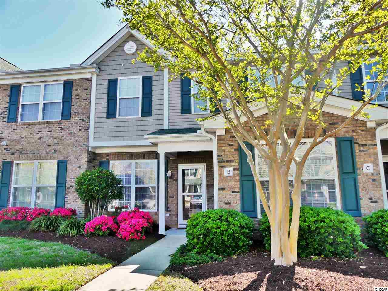 Enjoy the worry-free lifestyle of owning a condo in the heart of Murrells Inlet, SC ! This immaculate 2 bedroom features a low monthly HOA fee, a central location, and boasts a quaint covered rear patio. Park West is within a short distance to medical , shopping, and the famous Marshwalk! This one is a must see and will sell fast at this affordable price.