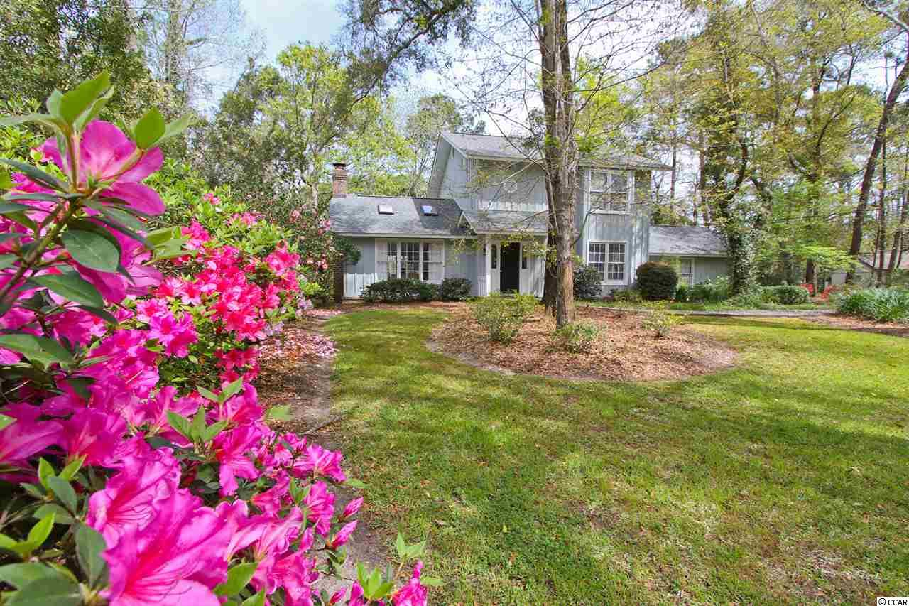 This lovely home is well maintained and has had same owner since it was built in 1984. Beautiful lot that overlooks pond and the LCC Golf Course. It has a beautiful Carolina Room on the back that overlooks the golf course and lovely manicured lawn. All the bedrooms are oversized, with just a few updates this home has much to offer.