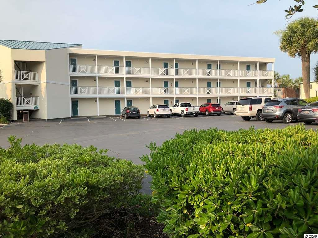What's not to love about this furnished condo in the lodge section of the iconic Litchfield Inn. Just steps away from the ocean, this ground-floor condo features two Queen beds and full bath, a microwave, mini-fridge and TV. Start your day with a dip in one of the inn's two pools or a stroll on the miles of sandy beach. Then enjoy lunch and dinner at the laid-back open-air Cabana Café or opt for fine dining at Ocean One, with its spectacular ocean views. Don't miss this chance to have your own place at the beach, all with the carefree lifestyle that has made the Litchfield Inn a destination for generations. The Litchfield Inn is close to top golf courses, shopping, historic landmarks, art galleries and more local dining venues. HOA includes ownership in all common elements, including the two restaurants. If you're looking for an investment, the inn's rental program offers an excellent rental opportunity. All measurements are approximate and should be verified by the Buyer.