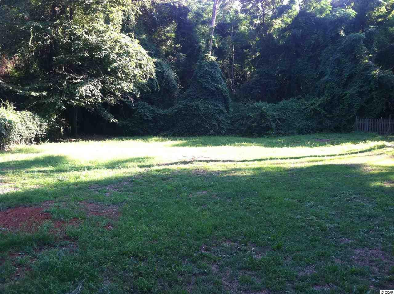 Cleared lot and ready to build on lot east of 17 in Litchfield. Approximately 1/3 of an acre measuring 64 x 130 x 64x130 with access to public water and sewer. Quiet and serene location.