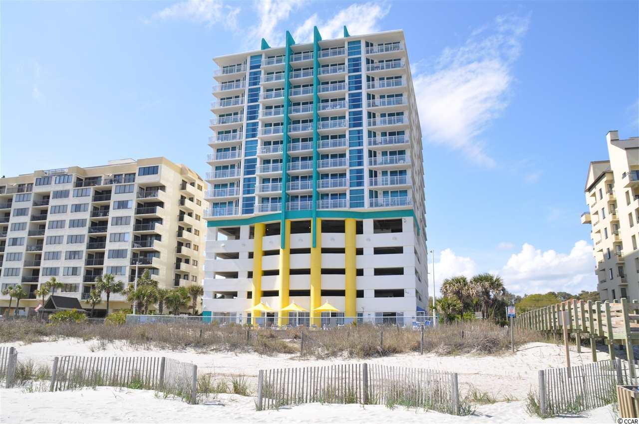 Spacious 2 bedroom / 2 bathroom ocean view unit in desirable Seaside Inn Resort. Excellent location close to everything North Myrtle Beach has to offer. Newer building with indoor pool, hot tub, gym, restaurant, outdoor pool, lazy river and much more. Great rental opportunity with this unit, it's setup with 2 queen size beds in each room, and has large bath rooms too. HOA includes electric, water, sewer, cable, internet, wifi, trash, all amenities, and insurance. Comes furnished and already on a rental program.
