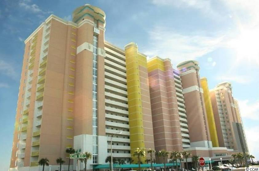 Rare double bay 2 bedroom condo with direct oceanfront views from the 11th floor balcony overlooking the Atlantic Ocean. Unique in design and well appointed within the most sought after middle tower at the Baywatch Resort this opportunity will not last long! The spacious living and dining area along with the fully equipped kitchen provide fantastic views of the ocean. The Master bedroom also includes balcony  access providing oceanfront views  with a double bay floor plan. HVAC system replaced in 2018! Perfect for primary oceanfront living, 2nd home, or investment property and comes complete with all furnishings, appliances-including washer/dryer, decor, and housewares. Baywatch Resort offers an array of amenities including onsite Banquet facilities, lazy rivers, pools indoor & outdoor, meeting space, seasonal poolside Tiki bar, exercise facility, children's activities, onsite restaurants and more! A REAL MUST SEE, DON'T MISS OUT MAKE YOUR APPOINTMENT TODAY!