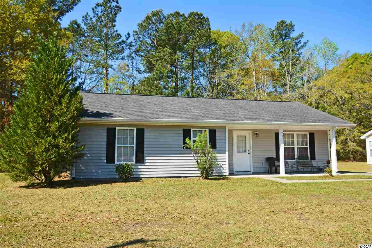 Quiet neighborhood just minutes from downtown Historic Georgetown! This home has a fantastic rental history with a long-term current tenant. This 3 bedroom/2 full baths home features a breakfast bar and dining area, large living room and lots of natural light, and a front porch on a large, sunny lot.