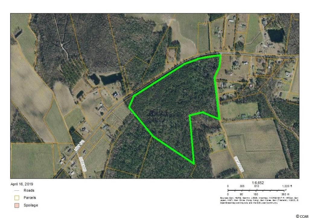 Favorable investment tract.