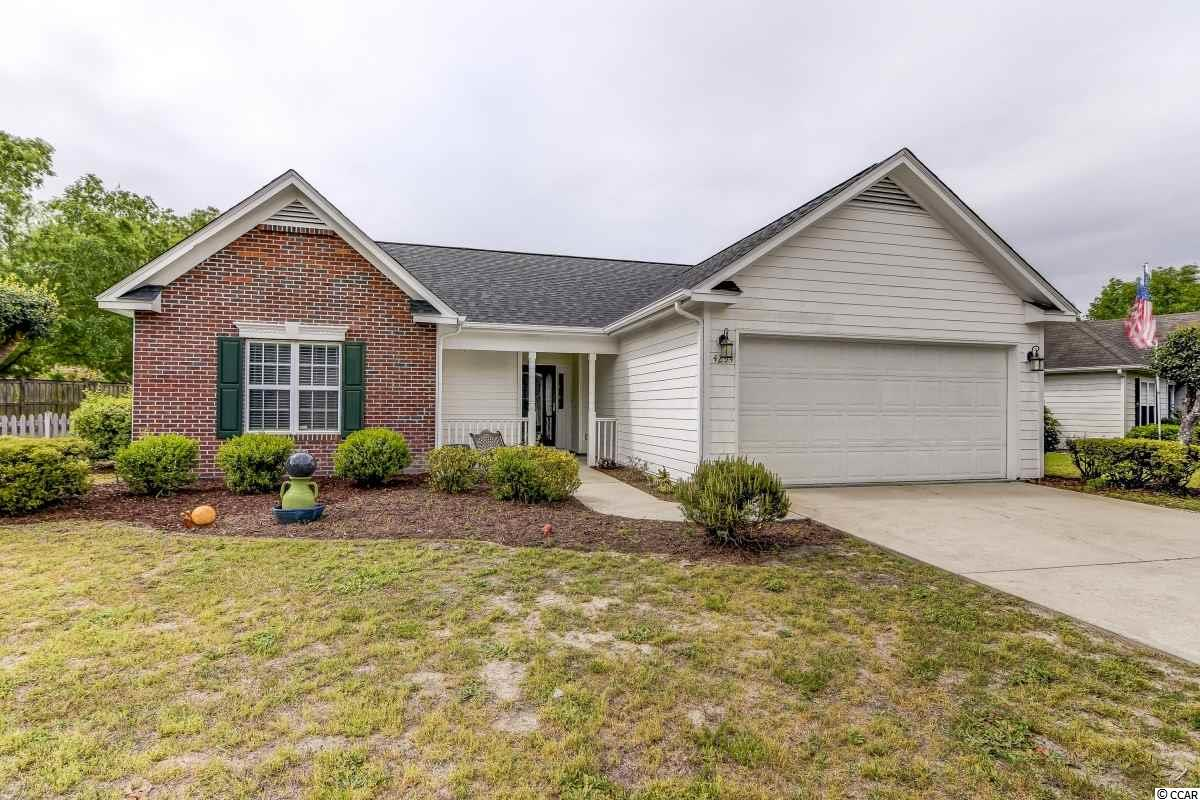 Beautiful 3 bedroom 2 bath single family home in Little River! This lovely home has had several upgrades made recently like a NEW-Never Used Oven (March 2019), NEW Fridge (February 2019), NEW Roof (March 2019), NEW HVAC (June 2018). There is also NEW carpet in all 3 bedrooms (April 2019). The OPEN CONCEPT floor plan and high vaulted ceiling keeps the main living areas feeling spacious. The living & dinning rooms have BAMBOO HARDWOOD floors and the kitchen has upgraded tile flooring both were installed in 2016. In the kitchen you will find BUTCHER BLOCK countertops (2016), a tile backsplash (2016), a pantry, and a breakfast nook. The master bedroom has new carpet, a vaulted ceiling and an ensuite. There are 2 additional bedrooms with new carpet and another full bath as well. This fabulous home sits on a larger lot with no neighbors on one side! Wrens Crossings has a community pool and is located right off of HWY 17 so you will have easy access to all the local restaurants, shopping, and entertainment.