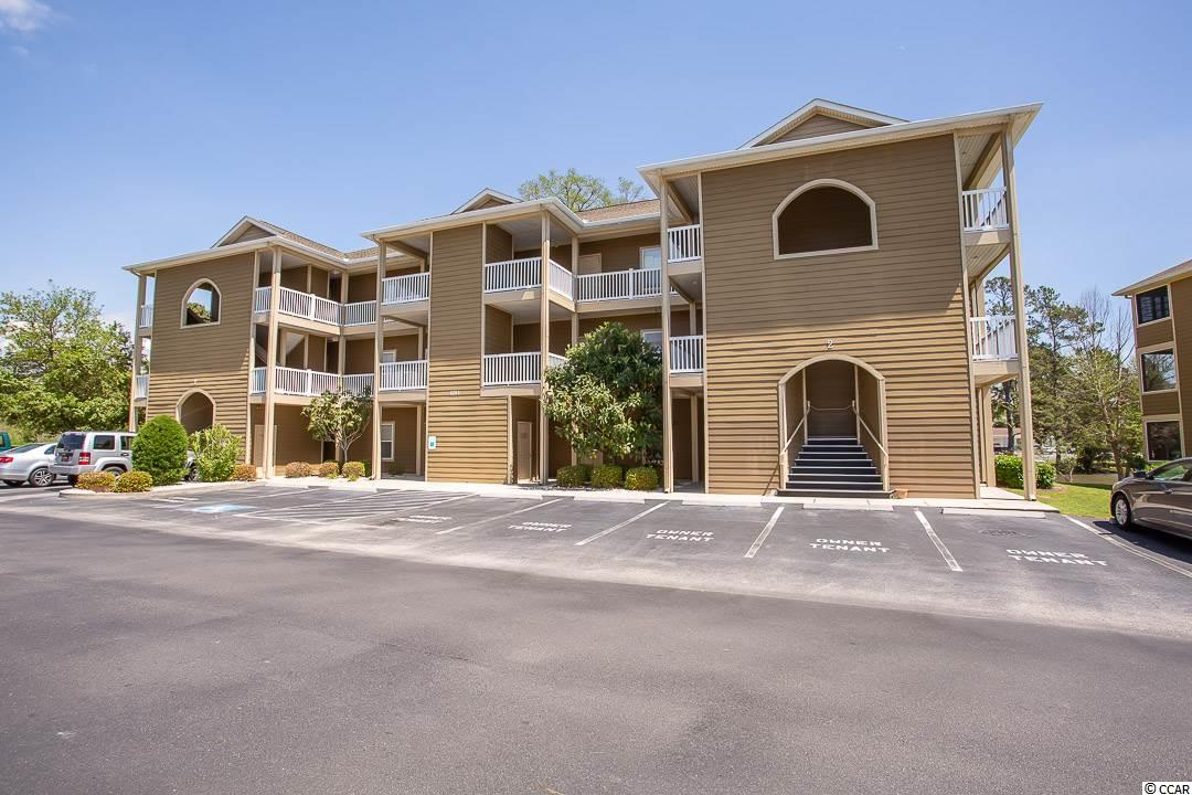 What a superbly maintained condo! Right on the lake in Cypress Bay and conveniently located to all that Little River has to offer! Newly refurbished as the results of a fire sprinkler episode. New paint and carpet. Truly turnkey and ready to occupy. Two outside storage closets.