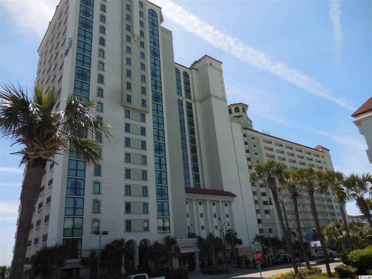 Beautiful 1 bedroom oceanfront 12th floor unit with a King size bed in bedroom. Murphy bed and sleeper sofa in living area The Caribbean Resort is consistently ranked as one of the top resort destinations in Myrtle Beach. Located in the heart of Myrtle Beach and located next door to the The Sea Captains House Restaurant offering breakfast , lunch and dinner,  a local favorite for over 50 plus years. The Resort boasts incredible out door water park, indoor and ocean front pool, lazy river, and jacuzzi . Located at the property is a Starbucks and Ice Cream Shop. The Caribbean Resort is a perfect destination for family vacations and this property is waiting for a new owner to enjoy and experience owning a piece of the Grand Strand. Interior pictures are of a similar 1 bedroom king unit at the Caribbean Oceanfront Suite Tower. Pictures to be updated