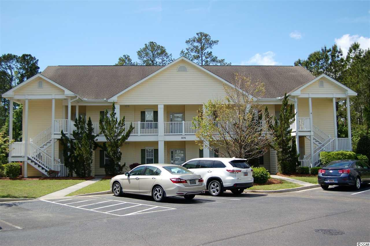 "This updated 3-bedroom, 2 bathroom condo is a ground floor, end unit located in the Marcliffe community at the Blackmoor Golf Resort. Located just minutes away from the beach, recently painted with cool modern colors, this Condo can be moved into just as it is. What an incredible opportunity! Whether you're planning on making it a primary residence, an extra revenue stream, or even a beautiful second home at the beach! This might be the one. You enter the home into a foyer, with each of the two extra bedrooms located on either side. You're view forward spills into a large, open floorplan. To the left you will find the spacious kitchen, with stainless steel appliances and over the sink Luna Quartz counter tops with a beautifully updated, stainless-steel sink, faucet and cabinet hardware. Featuring extra tall, 42"" cabinets, finished with cabinet trim, this is a great area. Built with convenience and entertaining in mind, they have succeeded. With the doored pantry and a separate laundry/utility room located in the back of the kitchen, there is plenty of extra storage. Have a quick meal at the breakfast bar or use the area as a buffet for guests to enjoy. The dining area has a bump out that lets tons of natural light flood into the area helping to create that warm, cozy feeling, that every dining room should have. And it's even got chair rails and bead board wainscoting wrapping both the dining area and the breakfast bar. Next you walk into the living room. A large spacious room towards the rear of the condominium with access to the Master Bedroom and the rear screened in patio. The Crown Molding continues through the living room and showcases the taller than normal 9' ceilings that run through-out. The private Master Bedroom is large and has a linen closet and a separate Walk-in closet, again plenty of storage. The Master bathroom has upgraded lights, faucets and cabinet hardware though-out. The back screened in porch is perfect for the morning coffee or an evening libation. This condo is conveniently located to shopping, the Murrels Inlet Marshwalk, wonderful dining, and the Huntington Beach State Park. Call to schedule a showing today! Welcome to the Neighborhood!"