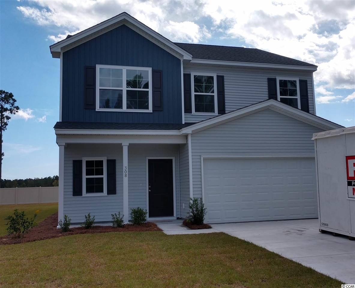 Currently selling at Coastal Point!  Just minutes to Myrtle Beach and historic downtown Conway, close to schools, shopping and the beach!   The Rutherford plan under construction for our buyer will have up to 2,645 Htd SF, 2-story, 5 bedrooms 3.5 baths, plus a loft/bonus room. A second master bedroom suite and covered porch are optional.  Coastal Point's model home is opening in April!  Ask about out incentives!  Not the right home? We offer 6 other home plans, from 1,548 to 2,771 Htd SF, 3-6 bedrooms, 2-4 baths.  We have the home that will meet your needs!  All homes have 2 car garages.  Included features: Advanced Framing; Natural Gas! Gas heat, 2nd flr heat pump when separate system required; Tank-less gas hot water; Recessed Ceiling lights in Kitchen; GE Appliances; Kitchen Granite countertops; Programmable Thermostats; 9' ceilings on first floor; Energy Efficient with LED bulbs, 14-SEER HVAC system, Air Barrier, and Sealing;  Architectural Roof Shingles; Vinyl siding with Lifetime Warranty.  Pictures shown are same home plan in another community.