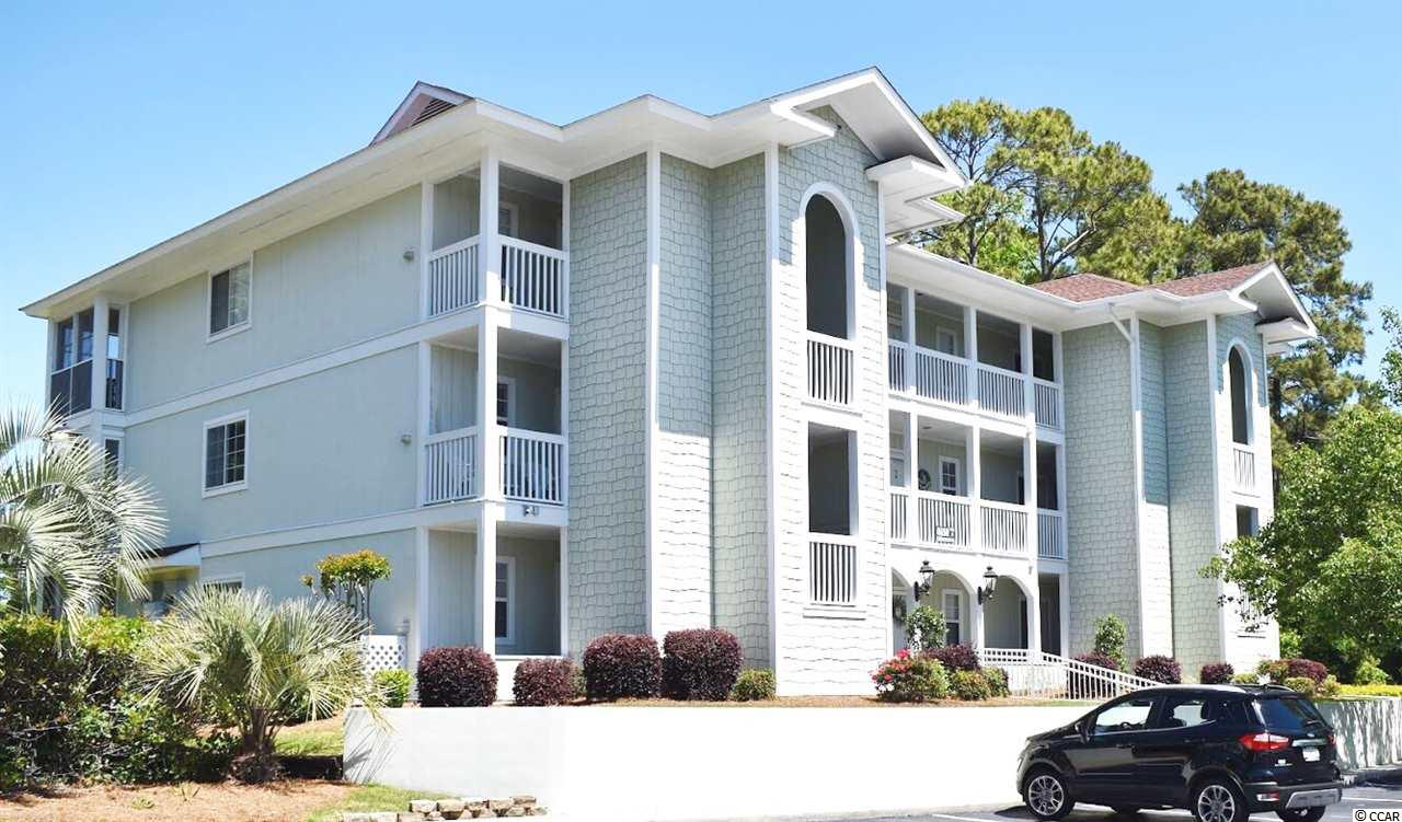 This beautiful FULLY FURNISHED, END UNIT condo is located in the well known neighborhood of Eastport Golf community. This condo has REAL hardwood cherry floors, new leather sleeper sofa, leather recliner, new refrigerator, and new furniture in the Carolina room. With nice relaxing view of golf course that overlooks the 5th green from the Carolina Room and Master-bedroom. Well maintained building with a short walk to the community pool. Sellers have never rented out the property. It is located on the second floor. It also has a NEW HVAC INSTALLED JUNE 2018 & NEW HOT-WATER HEATER! Located in the heart of Little River, SC with easy access to all the shops, restaurants, entertainment, and golf Little River AND North Myrtle Beach, SC has to offer. Great second home or investment property income. Buyer is responsible for all measurement verification's.
