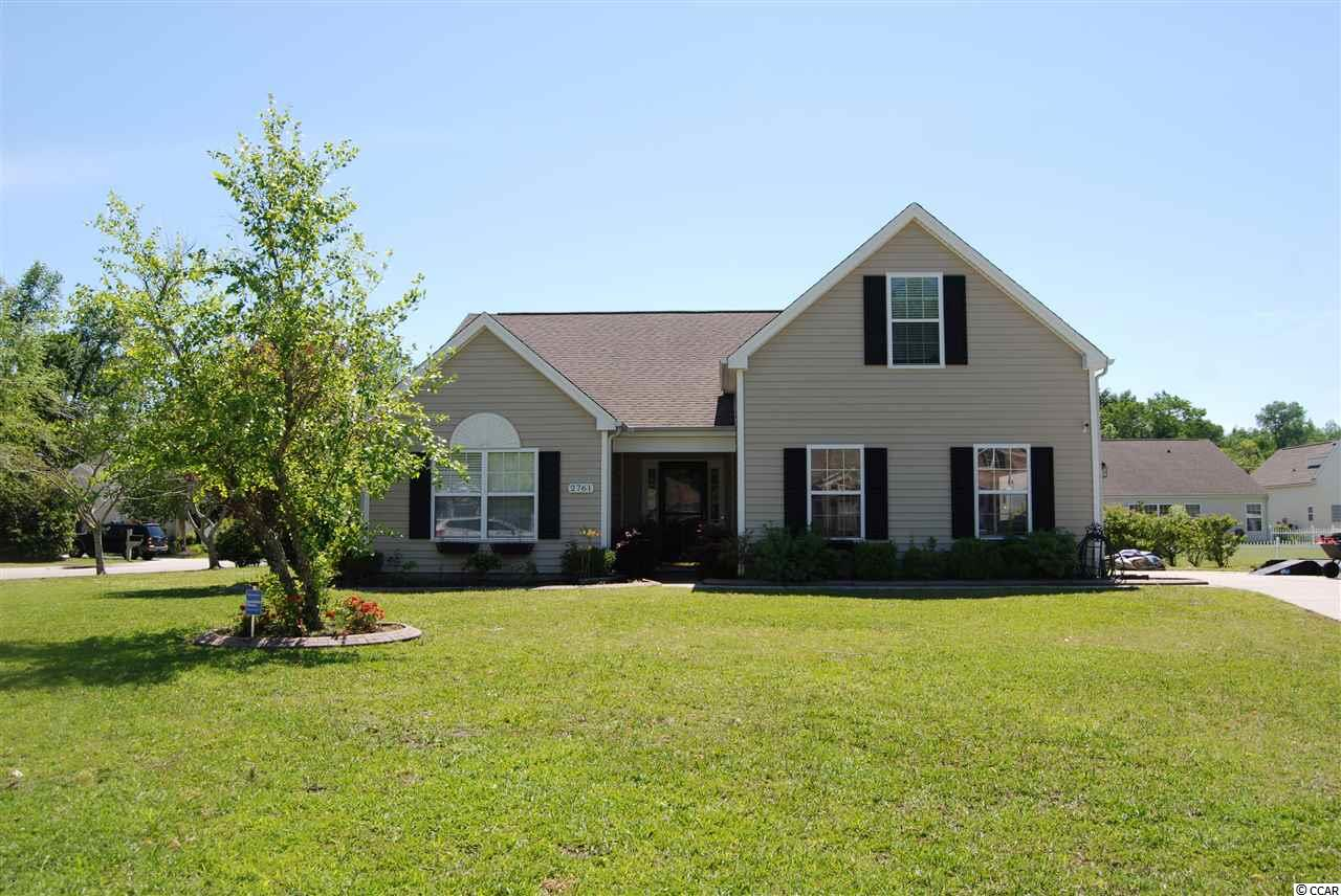 """Great 4 BD/3BA w/Screened Porch & Side Load Garage on Corner Lot and Cul-De-Sac in Popular neighborhood """"The Farm"""" in Carolina Forest!! All Living areas and bedrooms are 1st Floor. 4th Bedroom/ Bonus Room + Bath on 2nd. floor. This Open Floor plan offers, Vaulted and Volume (smooth)Ceilings Throughout! Kitchen boast Granite Counter tops, Stainless Appliances, Pantry and Ample Cabinet Storage. """"The Farm"""" has an 8000 Sq. Ft. Pool & Kiddie Pool, Clubhouse for events, Fitness Room, Basketball courts, Playground and More. Convenient Location just minuets from Schools, Shopping & Dining, The Beautiful Beaches, MB Airport, Broadway at the Beach, Hwy 31 and more!! Measurements are approx. and not guaranteed."""