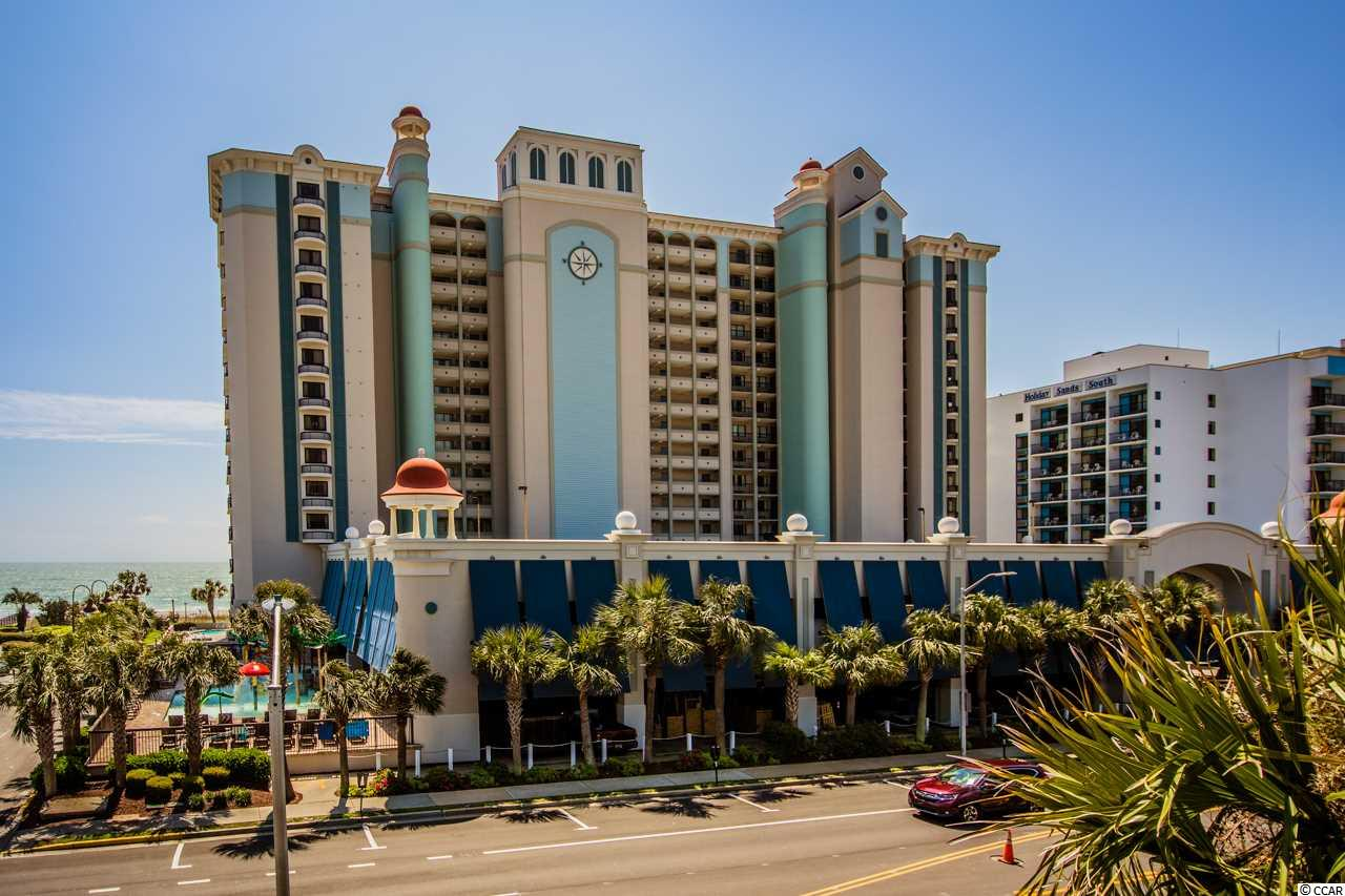 Ocean Front Condo in Compass Cove Pinnacle Oceanfront : Myrtle Beach South Carolina