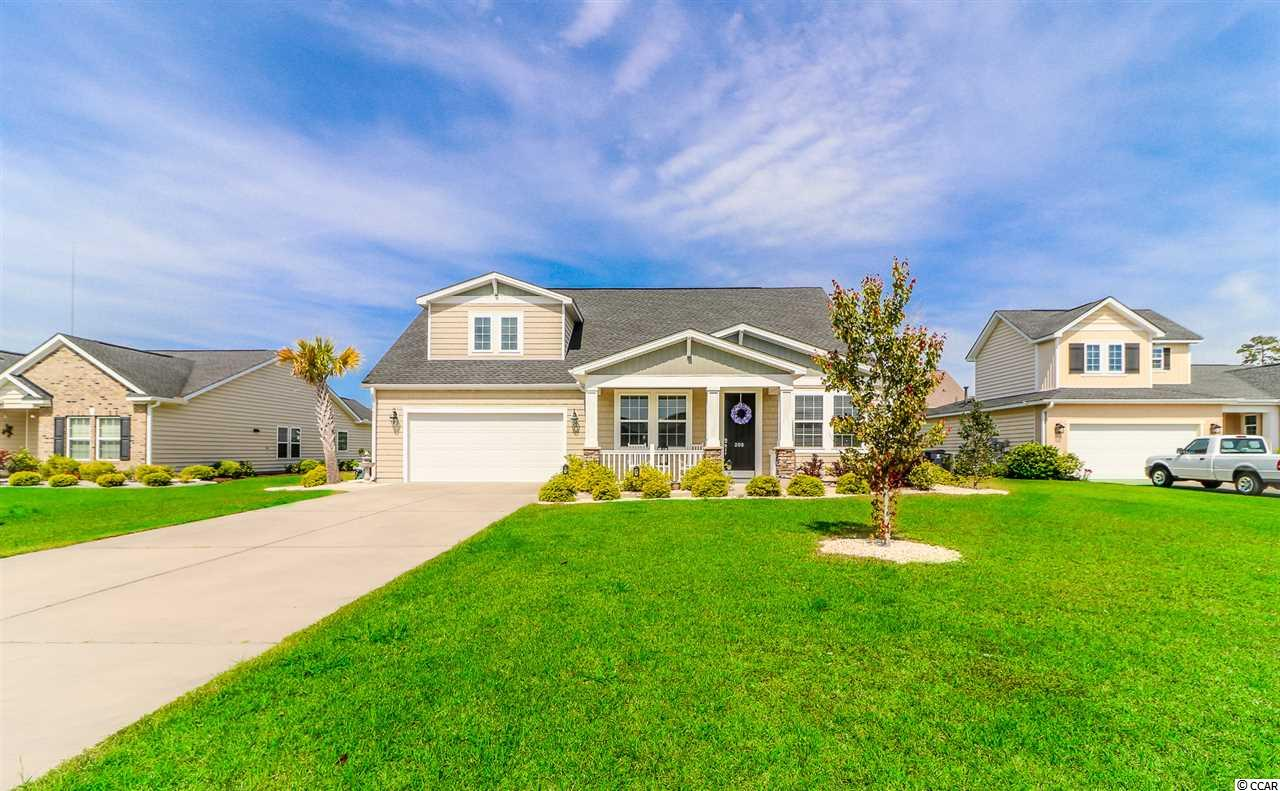 Beautiful Pawley II model in Murrells Inlet. Well maintained and move in ready! This home offers hardwood floors, granite counter tops, tiled bar wall. Carolina room and beautiful screened porch. A must see!