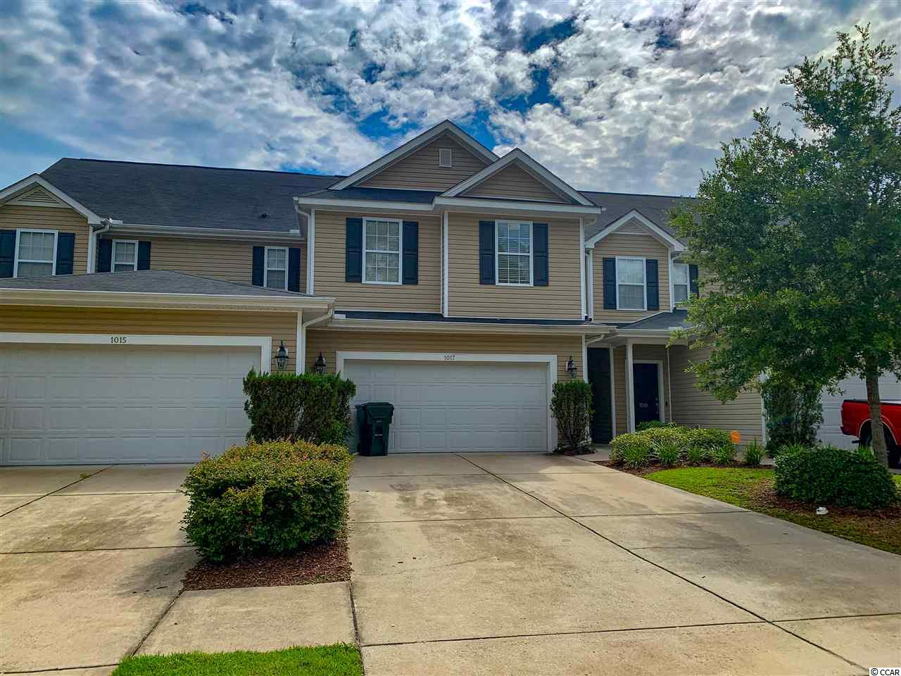 Fantastic investment opportunity in this spacious 3BR/2.5BA townhouse located close to university, Conway Medical Center, golf, shopping, restaurants & so much.  This unit features spacious bedrooms and separate laundry area.  Heating/cooling system replaced in 2018. New carpet has just been installed! Square footage is approximate and not guaranteed.  Buyer is responsible for verification.