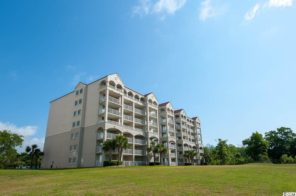 """If you're looking for a great priced waterfront condo in the heart of North Myrtle Beach with rental potential, look no further! This immaculate unit located in the prestigious Yacht Club Villas section of Barefoot Resort is ready to go! Unit is currently on a rental program and generates significant income annually. Makes a great rental, second home or even primary residence. The unit is a 2 bedroom 2 bath but also a """"lockout"""" unit so can also be rented as two separate 1 bedroom units. Barefoot Resort has a ton of amenities and the view of the waterway is breathtaking. Located near shopping, waterway bars, restaurants, marina, the House of Blues and a few minutes to the beach so you can't beat the location. If you are looking for a high end property in the North Myrtle Beach area for an amazing price, this property is for you. Schedule a showing today!!!"""