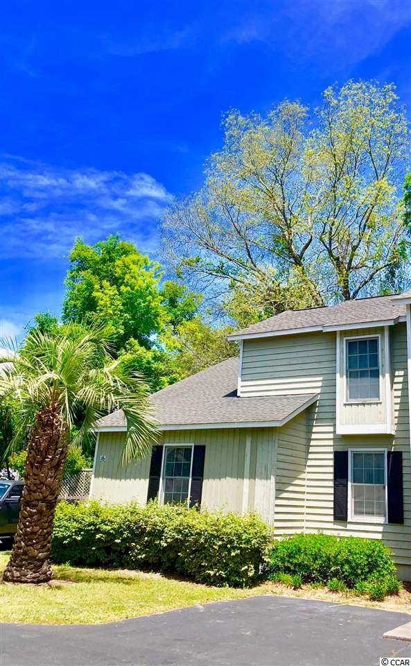4840 MOSS CREEK LOOP #16, MURRELLS INLET, SC~ MOSS CREEK~ Enjoy your LIFE- NO maintenance living! Pack your lunch and move into this spacious townhome located in a hidden gem of a community with an unbelievable location. This community is peaceful and impeccably maintained with a lovely community pool, clubhouse and tennis courts. Situated in the heart of Murrells Inlet located in close proximity to the beautiful Marsh Walk and seafood capital of South Carolina. Shopping, dining, golfing, boating, fishing, Brookgreen Gardens, the beautiful Atlantic Ocean and everything the Low Country has to offer are just minutes away. A rare oppurtinity to own this 4 bedroom 3 full bath 2 story corner unit townhome with a master on both floors. This home features spacious rooms, vaulted ceilings and wood burning fireplace in the living area. A large private deck offers a great outdoor entertaining space. The functional kitchen offers ample counter space and stainless steel appliances for the chef in the family. All measurements and information is deemed to be accurate and should be verified by potential buyers and their agents.
