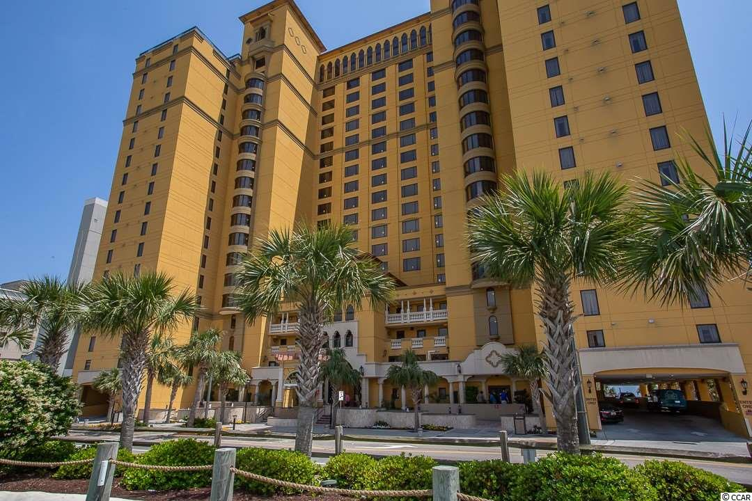 Own a little slice of heaven in Myrtle Beach! Beautiful 1BR-1BA condo at the oceanfront Anderson Beach Club in the heart of Myrtle Beach. Use this condo as a beach get-away and/or an investment property. Completely furnished, with washer/dryer! HOA includes electric, water/sewer, cable TV, internet service, plus other services and all amenities. Located on site is the full service Awakening Spa and a large fitness center. Other amenities include: valet parking, oceanfront sundeck, indoor & outdoor hot tub, pool, & kiddie pool, lazy river, & seasonal pool bar. The Anderson Ocean Club is in walking distance to the Sky Wheel, Broadwalk, all the new restaurants on Ocean Blvd. and a short drive to Broadway at the Beach.