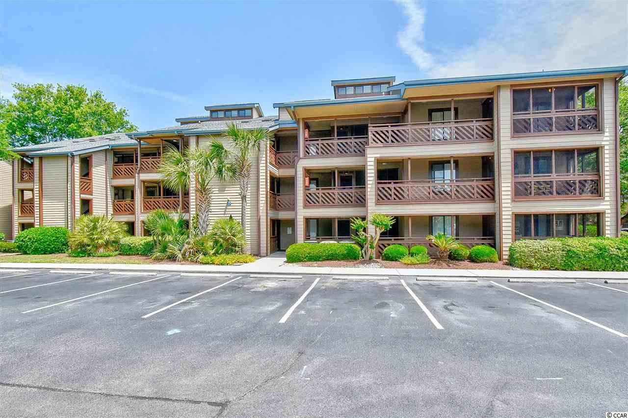 Welcome to this 2 bedroom, 2 bathroom, first floor condo in the quiet community of Heron Pointe in Myrtle Beach. This unit is fully furnished and ready for you to move in! Featuring an open floor plan of the main living and dining areas, perfect for spending time with the whole family. The kitchen is equipped with all appliances and a breakfast bar, and a dining area that seats 6. Enjoy the view from your screened in balcony, accessible from both the living and master bedroom. The master features a sliding glass door to the balcony and plenty of closet space, while both bedrooms offer access to their own bathrooms. Washer/dryer in unit for even more added convenience. Heron Pointe offers the best amenities including indoor and outdoor pools, a sun deck, and a grilling area! Perfectly situated right on the marsh with beautiful views, near all of the Grand Strand's finest dining, shopping, and entertainment attractions, and just a short 5 minute walk to the beach. Whether you are looking for your forever home, a second home on the beach, or your next investment opportunity, you will not want to miss this. Schedule your showing today!