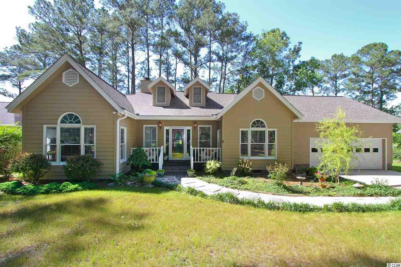 Georgetown Homes On Golf Courses Myrtle Beach Real Estate