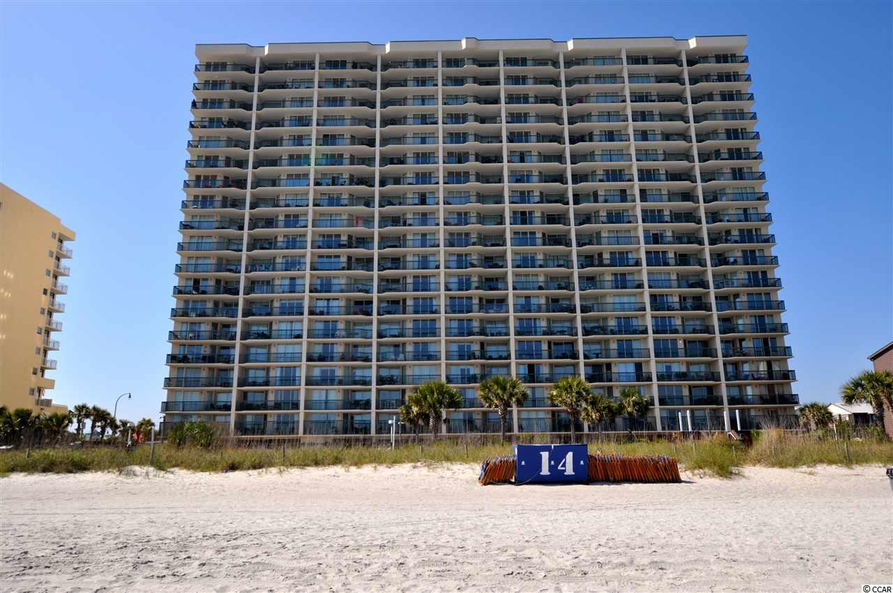 Ocean Front Condo in Ashworth, The : North Myrtle Beach South Carolina