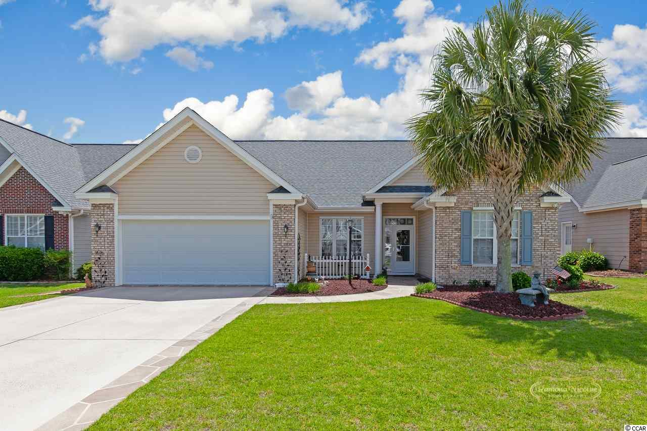 This is a superbly maintained home in a golf course community. Much care has been taken for lots of upgrades the eye can't easily see (bulkhead on lake, new roof, hurricane rated garage door). The Commons is nestled between many 55 and up communities right next to Burning Ridge Golf Course. With such a great location, you can spend your days at the beach in less than thirty minutes then be in downtown Conway in less than twenty. Come schedule your tour of this move in ready home today!