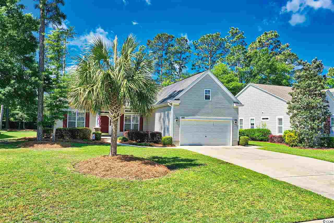 Welcome to beautiful Allston Plantation. One of the most popular developments on the south end of Pawleys Island. This is the Ashley model with a bonus room above the garage. This home features nice bamboo floors, a nice Carolina room and oversize garage to fit more of your stuff. The driveway is also wider to accommodate more room for your vehicles. A nice yard that can be fenced in and just a short walk to the Allston Plantation clubhouse where you have very nice amenities, including a pool, hot tub, picnic area, kids playground tennis courts and a nice work out gym. Close to markets, shopping and fine dining. Historic Georgetown is just a short 10 minute drive. Did I mention Pawleys Island beaches are jut a 5 minute drive/ Also for all you golfers out there, there are 8 public golf courses with in a 10 minute drive of Allston Plantation. The owners are providing a 2-10 Home Buyers Warranty for the new owners. What a nice way to move into your new home, worry free. Square footage is approximate & the responsibility of the buyers. What are you waiting for, your family deserves this home. Call for showings. Remember, when buying or selling a home, Relax...we'll take it from here®.
