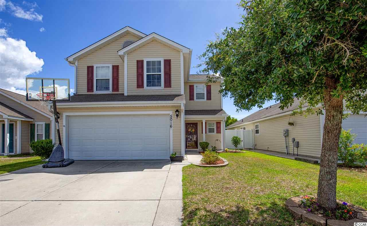 Beautiful 4 bedroom 2.5 bath home in Avalon! This lovely home features a spacious living room with a sliding glass door to the SCREENED-IN back porch! The backyard also has a patio and a detached storage shed! The kitchen has ample cabinet and counter space as well as a breakfast nook. All the bedrooms are upstairs including the master suite. In the master bedroom you will find a WALK-IN closet with built in storage! The master bath has a linen closet, shower/tub combo, and large vanity. There are 3 additional bedrooms 2 of which have new upgraded laminate flooring. Upstairs there is also a second full size bath and the laundry closet as well. The fabulous home also has some very practical features like a water filtration system, new laminate flooring on the first floor and a widened paved driveway. Avalon offers lots of amenities such as a POOL, playground, pavilion, sand volleyball court, basketball court, soccer goal, and baseball field!! Avalon is conveniently located off of Carolina Forest Blvd close to HWY 501, Tanger Outlets, and lots of restaurants and entertainment!