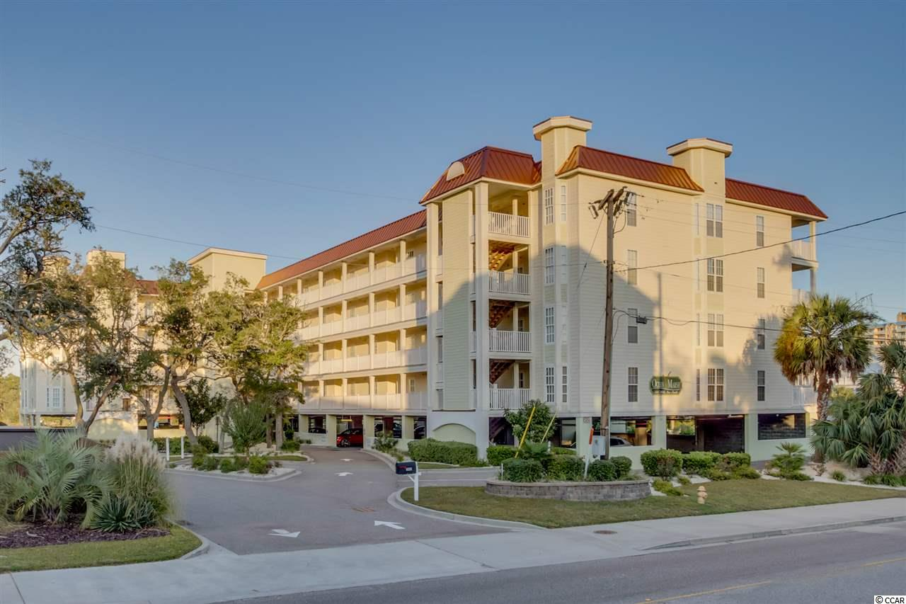 Superb Location !!! Ocean Marsh unusually large 2BR/2BA fully furnished condo with beautiful marsh views.  1st floor, stainless appliances, granite, nicely furnished.  Elevator building, outdoor pool & just a short stroll to the beach! Very close to Barefoot Landing area and all Myrtle Beach area attractions !!! HVAC replaced June 2018 and recently painted.