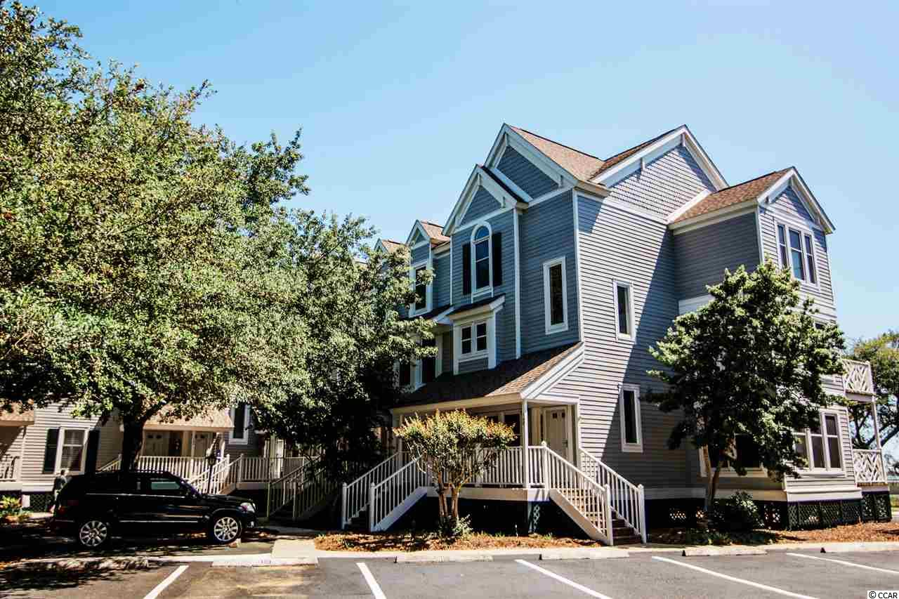 "NEW LIST PRICE & SELLERS PAYING THE FIRST 6 MONTHS HOA FEES!!! Wow! Searching for a Piece of Paradise at a Steal of a Deal? You Found It! This Magnificent End Unit offering Breathtaking Marsh & Inlet Views from almost every room is located in the Heart of the Murrells Inlet. Totally Updated, this 3 Bedroom – 2 Bath Villa also provides a Balcony offering the perfect setting when catching a Gorgeous Sunrise while enjoying your morning coffee! Extensive Renovating has taken place in this unit since the present owners took occupancy producing Impressive Improvements in Every Room! The list of enhancements is extremely lengthy but, to name a few: the Entire Home was Painted, Custom Cabinetry & a Work Island were added in Kitchen to enhance the Granite Countertops and the Stainless Steel Appliances that include the addition of the Stainless Steel Dishwasher & Microwave ~ along with a Washer, Dryer & Water Heater. A New Top Quality Storm Door was added, Carpeting was replaced on the Stairs and the present Laundry Room was reconfigured to replace the stackable unit with the Full-Size Washer/Dryer and to provide additional Storage & Shelving. The plumbing to reinstall a Half Bath still exists under the New Vinyl Plank Flooring. New Hardwood Flooring also replaced carpeting in the Main Living Area and the Wood Burning Stove received a Face-Lift with New Granite Tile surrounding it. The Master Bedroom Suite with Vaulted Ceiling offers Additional Breathtaking Views of the Salt Marsh. The Large Custom, Tiled Walk-In Shower enhanced with New Tile Flooring, Vanity, Sink, Faucet, Plumbing & Lighting creates a Tranquil Setting. The 2 Guest Rooms and Newly Updated Guest Bath with New Flooring, Commode, Vanity, Sink and Plumbing invites family and friends to enjoy the Quiet Solitude that is so cherished in this Quaint Fishing Village. Residents have use of the Marsh Front Community Pool, Reserved Parking and Additional Storage available under the Building. The Popular Marshwalk is Home to Incredible Restaurants, Entertainment, Water Sports, Fishing Charters, Marinas and Boat Launches ~ all located just a ""stone's throw away!"" Don't Miss this Unique Opportunity!"