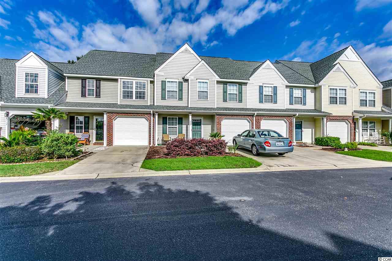 Rare opportunity! 2 bedroom townhome with private garage. Each bedroom has its own bath and walk-in closet. Beautifully maintained townhome in Wynbrooke. Hardwood flooring in living area. Sunroom /screen porch off the back, in addition to a patio and front porch. Move-in ready. Quiet neighborhood. Very close to the neighborhood pool. HVAC was replaced last year. Roof was replaced last year. Would make a great primary residence, second home or investment home. Very spacious and bright. Close to the Marshwalk, shopping, restaurants. Don't let this one slip by. It won't last long! Square footage is approximate and not guaranteed. Buyer is responsible for verification.
