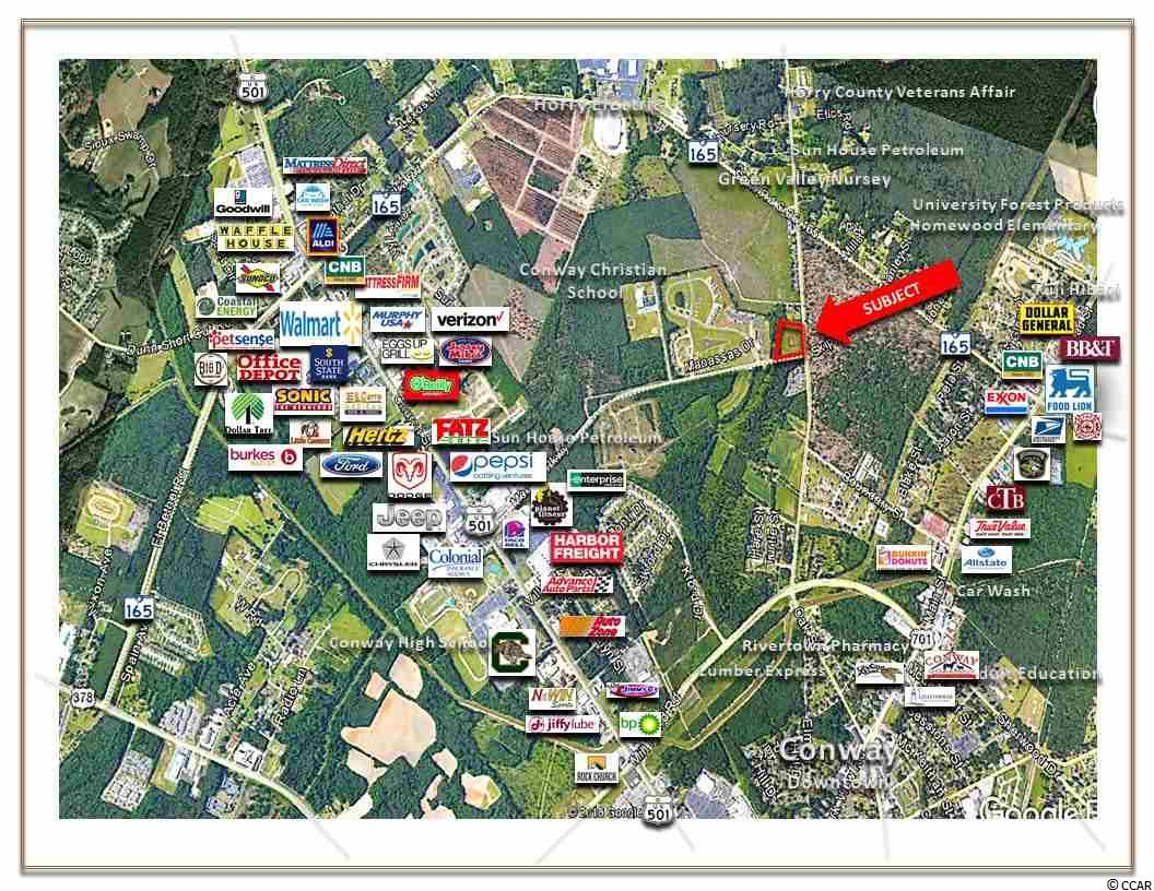 OFFERED FOR SALE: Residential Development Opportunity in Midtown Village Subdivision of Conway, SC.  This developed subdivision is located off Medlen Parkway and Oak Street convenient to all the Shopping, Schools, and Recreational Areas of Conway, SC.  5.75 ACRE TRACT: Infrastructure and Plan for 50 Townhomes (See Attached Site Plan)   Water, Sewer, Underground Electrical, Cable At Sites   Optional 20 Single Family Home Layout Available (See Attached Site Plan)      ZONING : Highway Density Residential (R3), City of Conway, SC.
