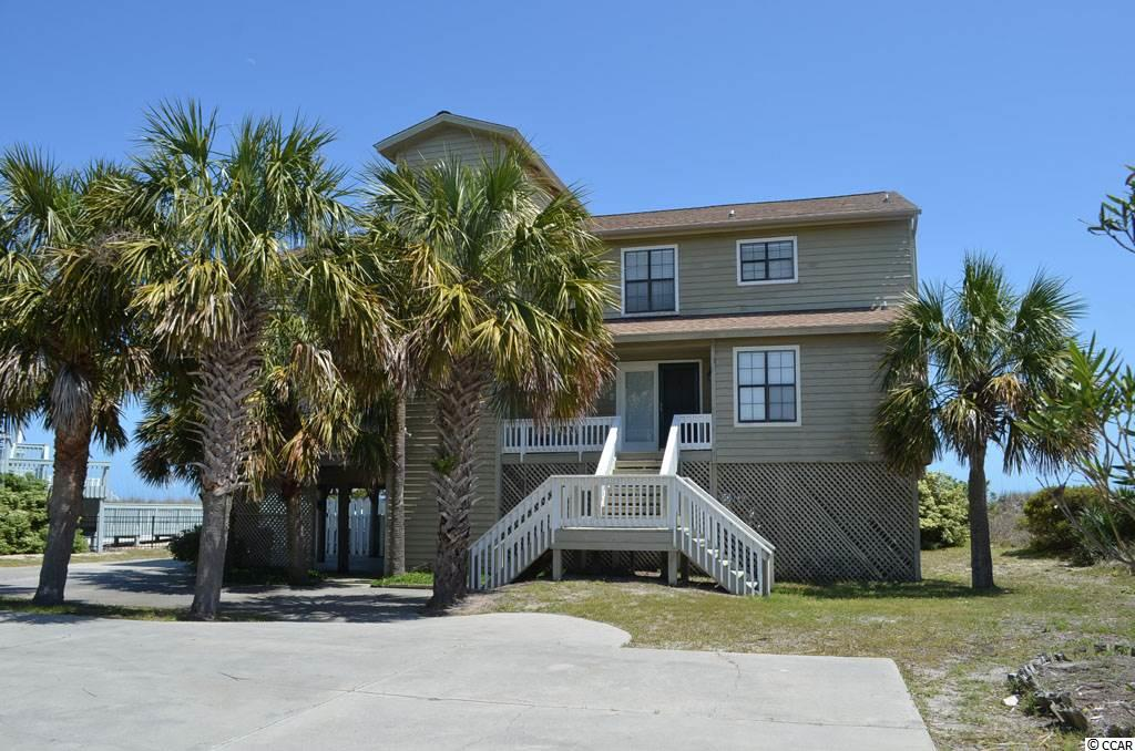 "The ""Big Gamble"" sits on a large (90' wide) oceanfront lot in the private community located at the Southern tip of Garden City Beach known as Inlet Harbour.  Home features 6 bedrooms, 4.5 bathrooms, an oceanfront private pool and a great rental history.  Contact the listing agent, or you Realtor, for more information or to schedule a showing."